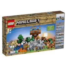 LEGO - Minecraft 21135 Kreatívny box