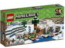 LEGO - Minecraft 21142 Iglu za polárnym kruhom