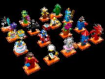 LEGO - Minifigurky Séria 18: Párty