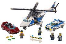LEGO - Naháňačka Vo Vysokej Rýchlosti