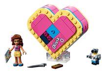 LEGO - Oliviin Srdiečkový Box