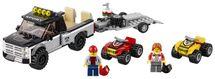 LEGO - Pretekársky Tím Štvorkoliek