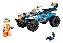 LEGO - Púštne Pretekárske Auto