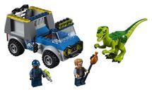 LEGO - Raptor a záchranárske vozidlo