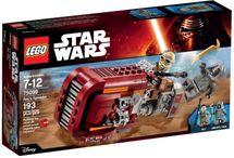 LEGO - Star Wars 75099 Reyin speeder