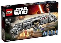 LEGO - Star Wars 75140 Resistance Troop Transport (Vojenský transport Odporu)