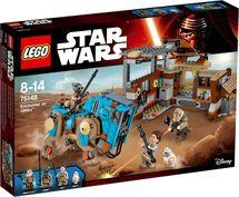 LEGO - Star Wars 75148 Stretnutie na Jakku