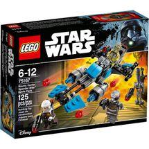 LEGO - Star Wars 75167 Speederova motorka námezdného lovca