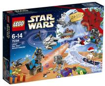 LEGO - Star Wars 75184 Adventný kalendár 2017
