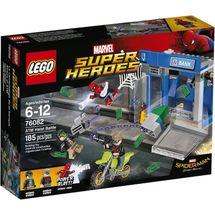 LEGO - Super Heroes 76082 Krádež bankomatu