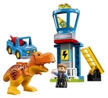LEGO - T-Rex a veža