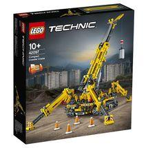 LEGO - Technic 42097 Kompaktný pásový žeriav
