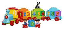 LEGO - Vláčik S Číslami