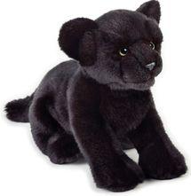 LELLY - National Geografic Veľké mačkovité šelmy 770743 Čierny panter - 25 cm