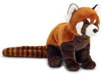 LELLY - National Geografic Základná kolekcia zvieratiek 770838 Panda červená - 24 cm