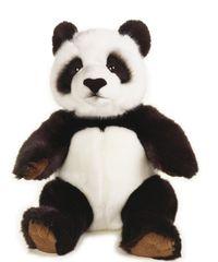 LELLY - National Geografic Základná kolekcia zvieratiek 770846 Panda veľká - 22 cm