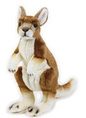LELLY - National Geografic Zvieratká z Austrálie 770707 Kengura - 30 cm