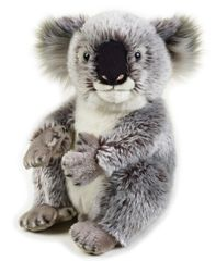 LELLY - National Geografic Zvieratká z Austrálie 770708 Koala - 26 cm