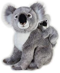 LELLY - National Geografic Zvieratká z Austrálie 770761 Koala s mláďatkom - 37 cm