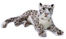 LELLY - National Geografic Zvieratká z Ázie 770823 Leopard snežný - 65 cm