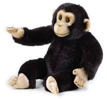 LELLY - National Geografic Zvieratká z dažďového pralesa 770713 Šimpanz - 36 cm
