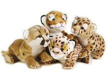 LELLY - National Geographic Mláďatá divokých zvierat assort 770768 - 26 cm