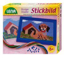 LENA - vyšívací obrázok psíček 42603