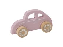 LITTLE DUTCH - Autíčko chrobák pink