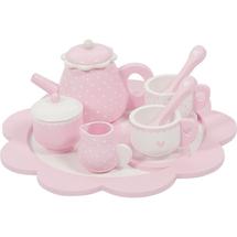 LITTLE DUTCH - Čajová sada pink