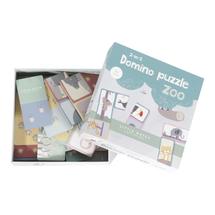 LITTLE DUTCH - Domino Puzzle Zoo