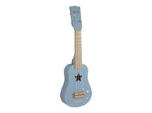 LITTLE DUTCH - Gitara blue