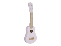 LITTLE DUTCH - Gitara pink