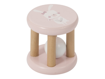 LITTLE DUTCH - Gulička v klietke pink