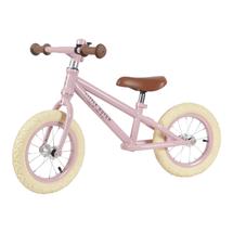 LITTLE DUTCH - Odrážadlo kovové pink