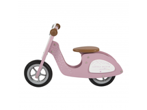 LITTLE DUTCH - Odrážadlo Scooter Pink