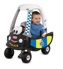 LITTLE TIKES - autíčko Cozy Coupe Policajná patrola 172984