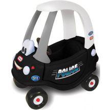LITTLE TIKES - autíčko Cozy Coupe Policajné 615795