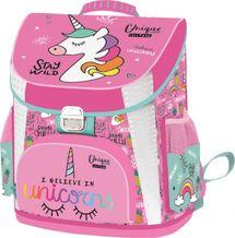 LIZZY CARD - Školská taška Premium Unicorn