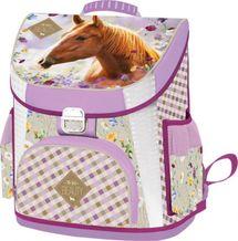 LIZZY CARD - Školská taška Wild Beauty
