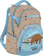 LIZZY CARD - Školský batoh Lollipop Leňochod