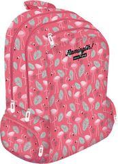 LIZZY CARD - Školský batoh Lollipop Plameniaky