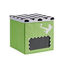 LOVE IT STORE IT - Box na hračky s krytom - Futbal, Goooal, malý