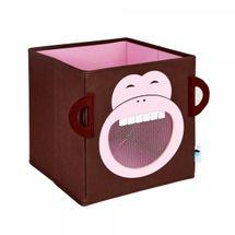 LOVE IT STORE IT - Úložný box na hračky - opica