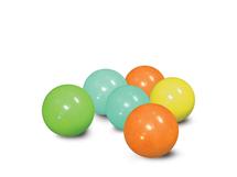 LUDI - Loptičky rôznofarebné 75 ks