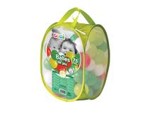 LUDI - Loptičky zelené 75 ks