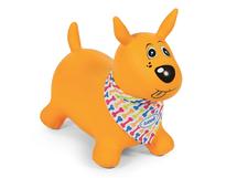 LUDI - Skákací pes, žltý