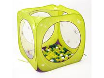 LUDI - Skladací hrací stan kocka
