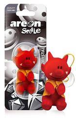 LUSJA  - Osviežovač Smile 3D Toy Black