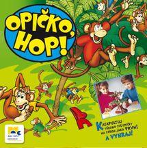 MAC TOYS - Opička, Hop