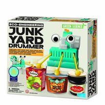 MAC TOYS - Robotický bubeník